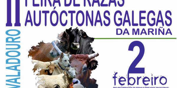 II Feria de las razas gallegas autóctonas