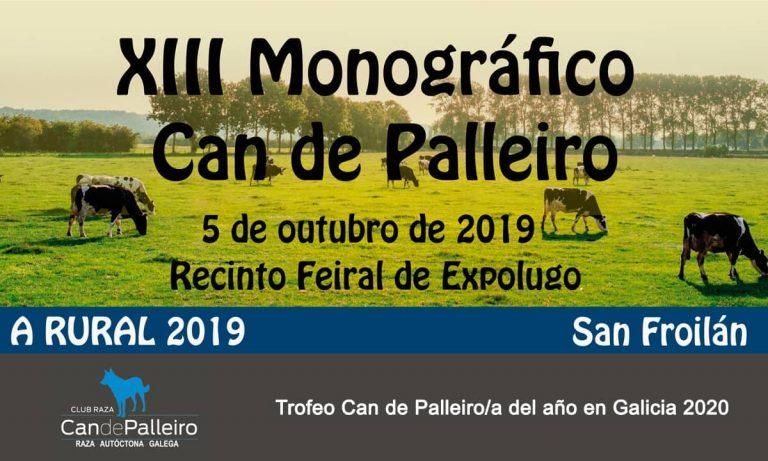 XIII Monográfico Can de Palleiro