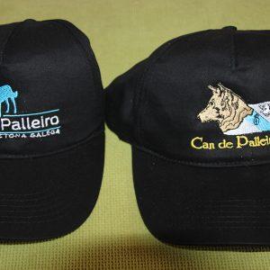 Pack dos gorras