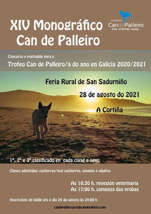 XIV Monográfico Can de Palleiro