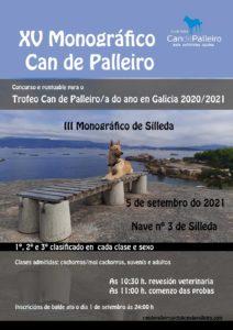 XV Monográfico Can de Palleiro  Silleda 2021