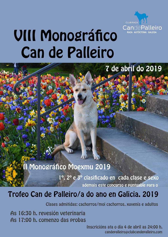 VIII Monográfico Can de Palleiro