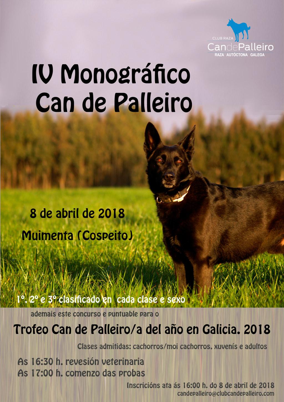 IV monográfico Can de Palleiro